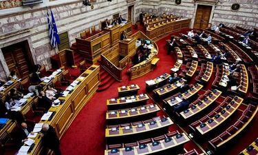 Η πρώτη παραίτηση βουλευτή - Δείτε ποιος παραδίδει την έδρα του