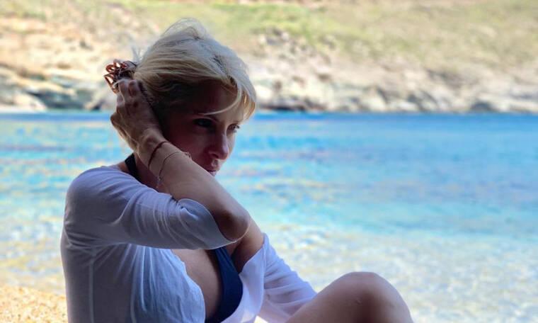 Τι έχει αλλάξει στην ζωή της Ελένης Μενεγάκη, το φετινό καλοκαίρι;