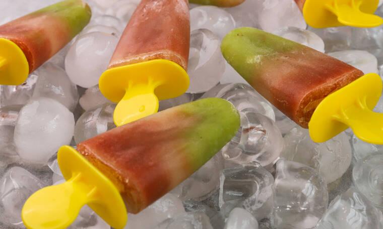 Μοναδικές και δροσιστικές Γρανίτες καρπούζι - ακτινίδιο