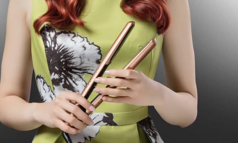 Έχει κολλήσει λακ στο ισιωτικό ή το ψαλίδι για τα μαλλιά; Να πώς θα καθαρίσεις τις συσκευές