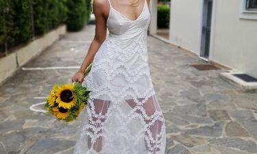 Γνωστή Ελληνίδα τραγουδίστρια παντρεύτηκε και το ανακοίνωσε στο Instagram (photos&video)