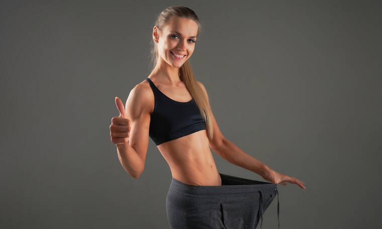 Μόνιμη απώλεια βάρους: Με πόση γυμναστική θα το πετύχετε