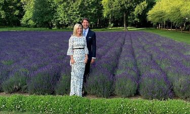 Ο Valentino διοργάνωσε party προς τιμήν της Μαρί Σαντάλ και του Παύλου (photos)