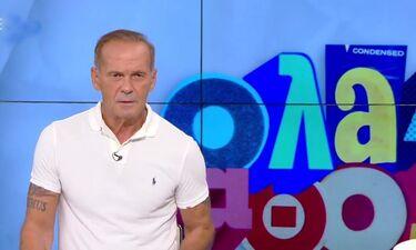 Πέτρος Κωστόπουλος: Αποδέχτηκε on air το… Bottle Cap Challenge (video)