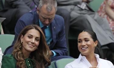Kate Middleton & Meghan Markle: Έχουν γίνει πια κολλητές και η νέα εμφάνιση στο Wimbledon μας έπεισε