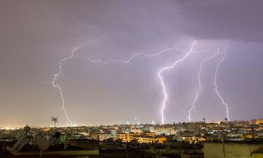 Έκτακτο δελτίο επιδείνωσης του καιρού: Έρχονται βροχές, καταιγίδες και χαλαζοπτώσεις