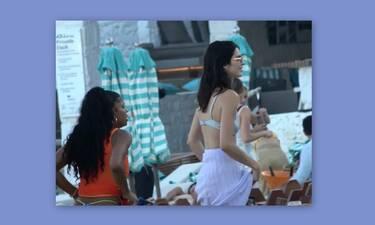 Δε φαντάζεστε τι συνέβη με την Kendall Jenner στην Μύκονο- Το βίντεο που θα σας κάνει να «μείνετε»!
