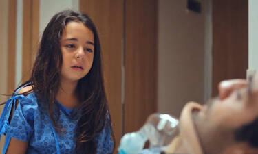 Η κόρη μου: Αποκλειστικά πλάνα από το σημερινό συγκλονιστικό  επεισόδιο της σειράς (Video)