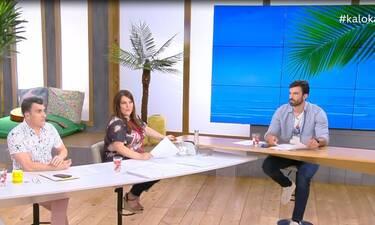 Κατερίνα Ζαρίφη: Δε φαντάζεστε τι της συνέβη on air: «Θα παρακαλούσα να μην έρχεσαι…»! (Video)