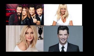 Αυτά είναι τα 6 λαμπερά talent show που θα δούμε τη νέα σεζόν (photos)