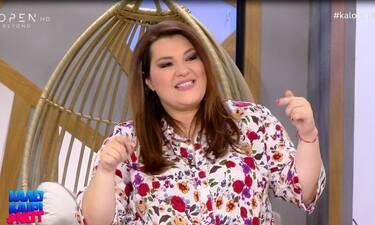 Ζαρίφη: Το λάθος συνεργάτιδάς της και η ατάκα on air: «Το τραβάς το σχοινί! Πέρνα έξω» (Video)